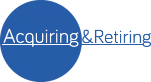 Acquiring and Retiring